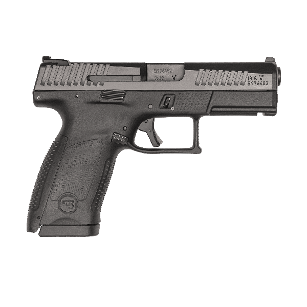 CZ P10 C Compact 9mm Pistol 91520