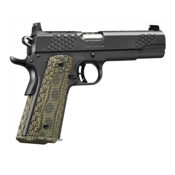 Kimber 1911 KHX Custom 9mm Optics Ready Pistol 3000374