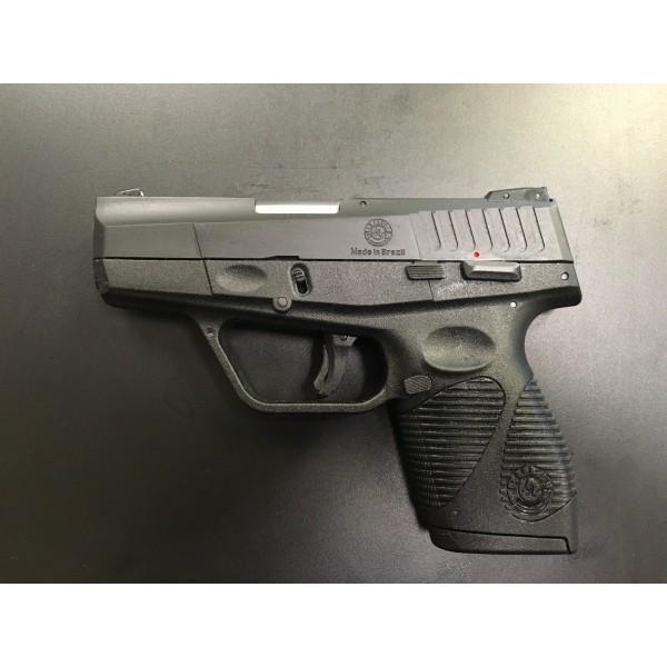 taurus pt709 slim 9mm pistol 1709031fs
