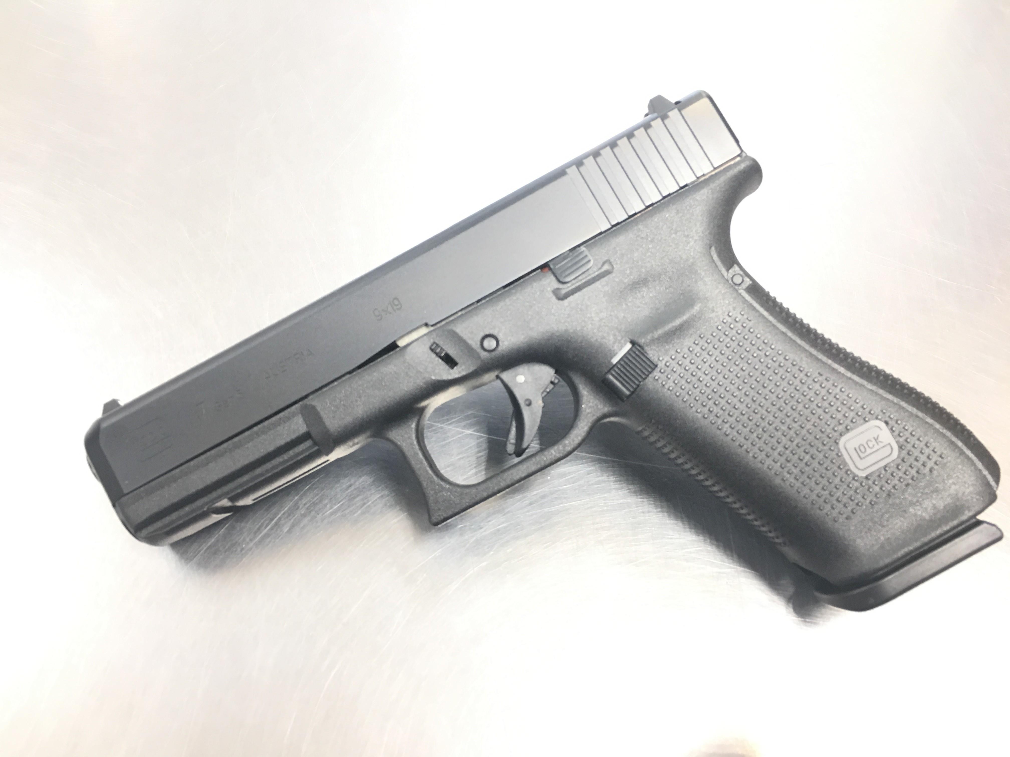 GLOCK 17 Gen 5 9mm Pistol With Marksman Barrel 3-17 Mags PA1750203