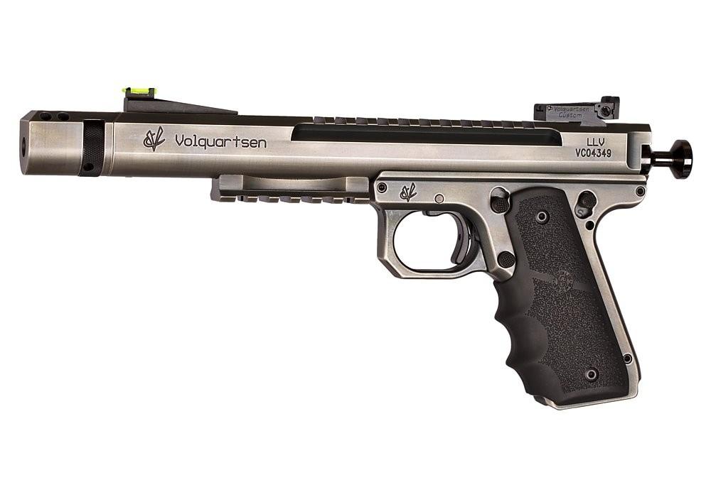 Volquartsen Scorpion Battleworn 22LR Pistol With 6