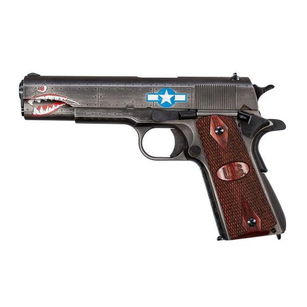 Auto Ordnance 1911BKOWC3 Squandron Special Edition WW2 45 ACP Pistol