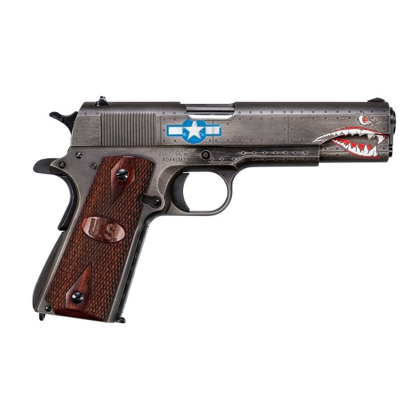 Auto Ordnance 1911 Squandron Special Edition WW2 45 ACP Pistol 1911BKOWC3
