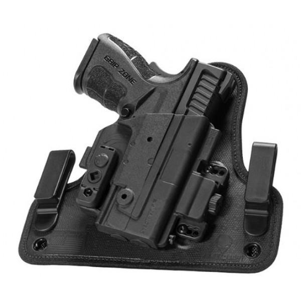 "Alien Gear ShapeShift 4.0 IWB Holster For Springfield Armory XDS 9mm & 45 ACP 3.3"" Pistols"
