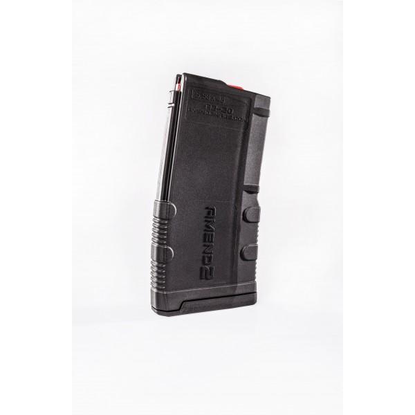 Amend2 AR-15 5.56 30 Round Polymer Magazine Mod 2 Black