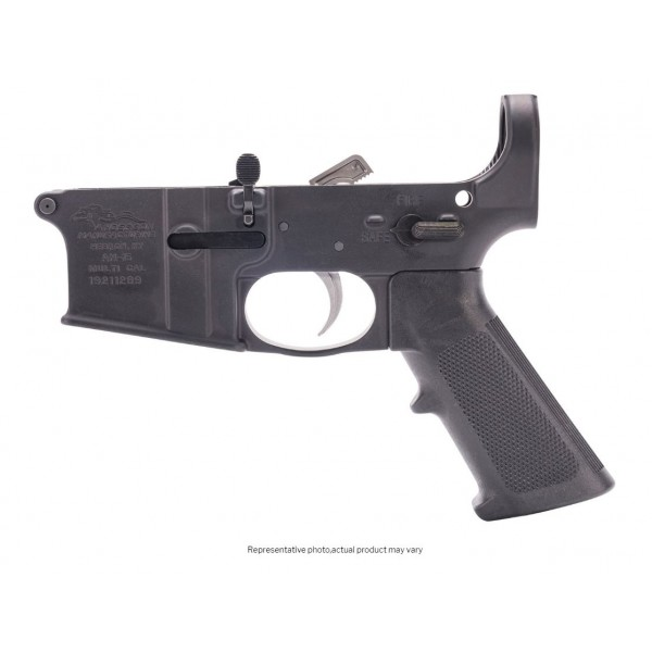 Anderson AM15 Assembled Lower Receiver With Closed Trigger & Anderson Lower Parts Kit  B2-K401-B000