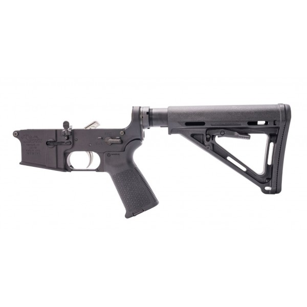 Anderson AM15 Complete Lower Receiver With Magpul Stock & Grip B2-K402-B000