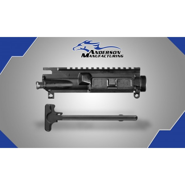 Anderson AM-15 Assembled Upper Receiver With Charging Handle B2-K601-A000