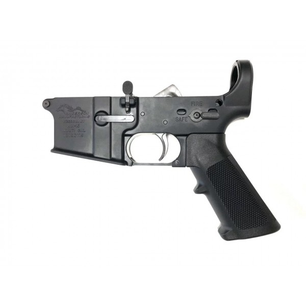 Anderson Lower Receiver With LPK Installed W/ Ambi Safety B2-K401-A0B1