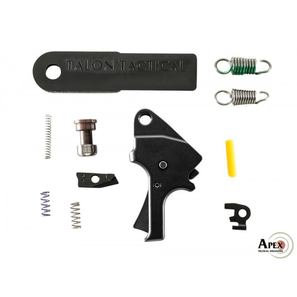 Apex Smith & Wesson M&P 2.0 Flat Faced Forward Set Trigger Kit 100-154