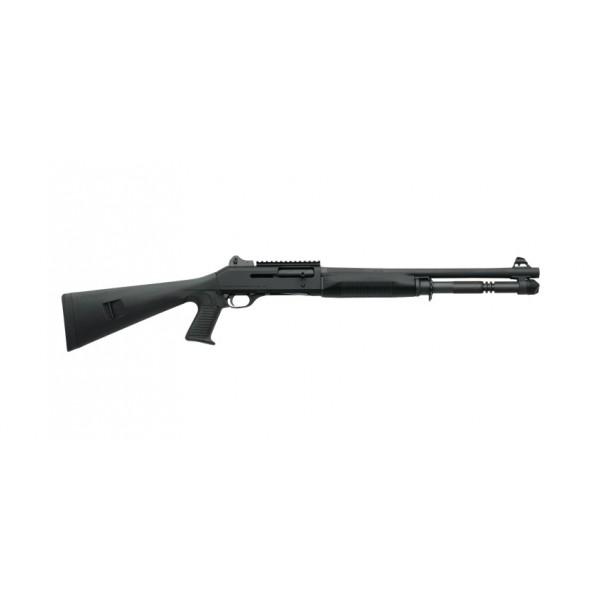 """Benelli M4 Tactical 12 Gauge 18.5"""" Pistol Grip Shotgun 11707"""