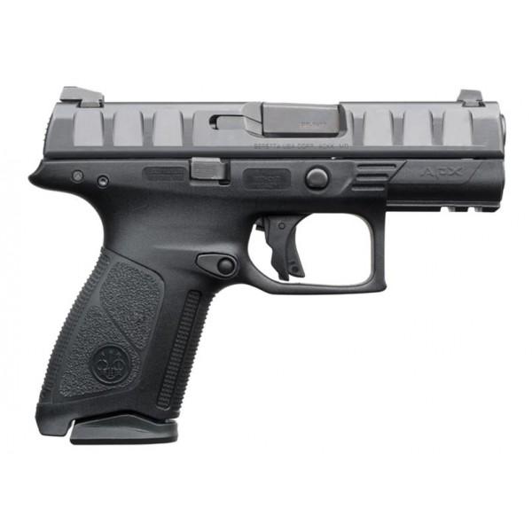 """Beretta APX Centurion 9mm Pistol With 3.7"""" Barrel & 2-15 Round Magazines JAXQ921"""