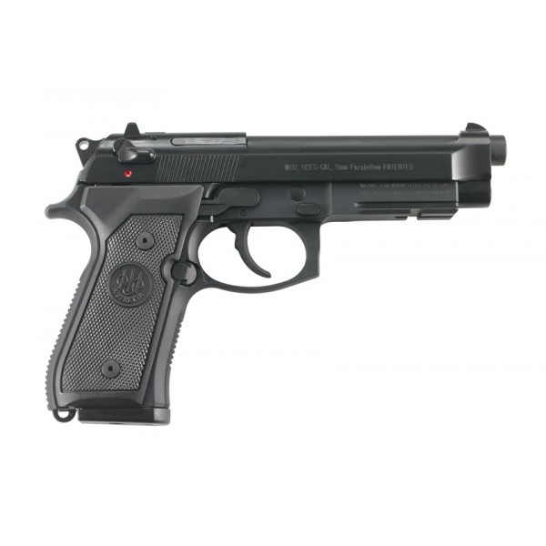 Beretta M9A1 9mm Pistol With Tactical Rail JS92M9A1M
