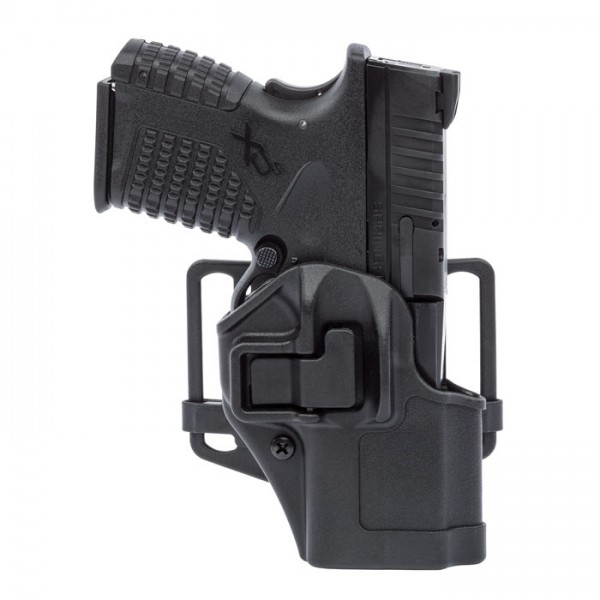 Blackhawk Serpa Holster For GLOCK 43 9mm Pistol  410568BK-R