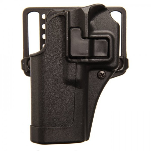 Blackhawk 410563BK-L Serpa CQC Holster For Smith & Wesson M&P Shield Pistols Left Hand