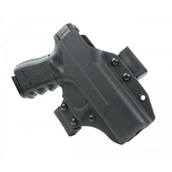Blade Tech Total Eclipse IWB/OWB Holster For GLOCK 17/22 Pistols