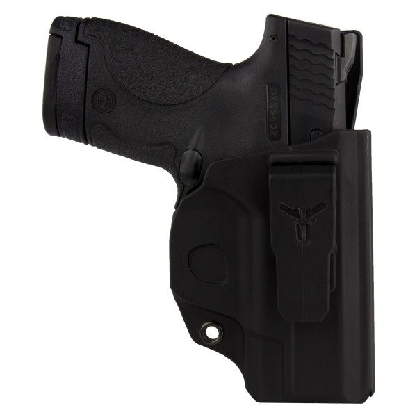 Blade Tech Klipt IWB Holster For Smith & Wesson M&P Shield 9mm/40 Pistols (RH)