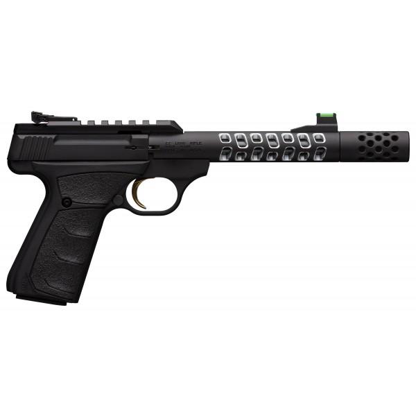Browning Buck Mark Plus Vision Black 22LR Pistol 051561490