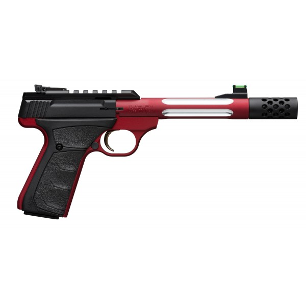 Browning Buck Mark Lite Competition Red 22LR Pistol 051553490