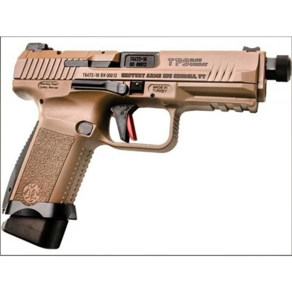 Canik TP9 Elite Combat 9mm Pistol HG4617D-N