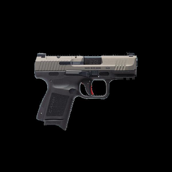 Canik TP9 Elite SubCompact 9mm Pistol Tungsten Grey HG5610T-N