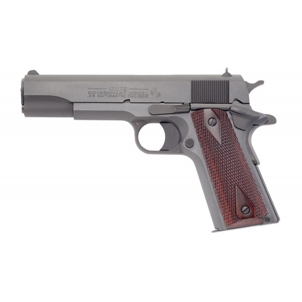 "Colt O1991 Government Model 45 ACP Pistol With 5"" Barrel"
