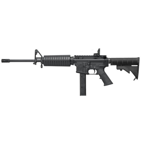 "Colt AR15 9mm Flattop Carbine WIth 16"" Barrel & 32 Round Magazine AR6951"