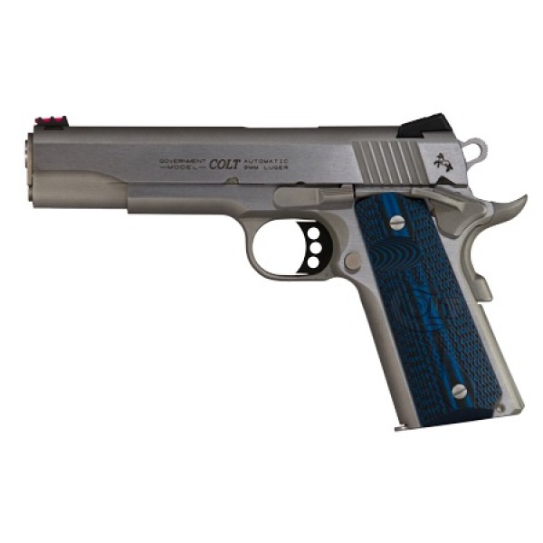 Colt O1082CCS Stainless Steel 9mm Competition Series Pistol