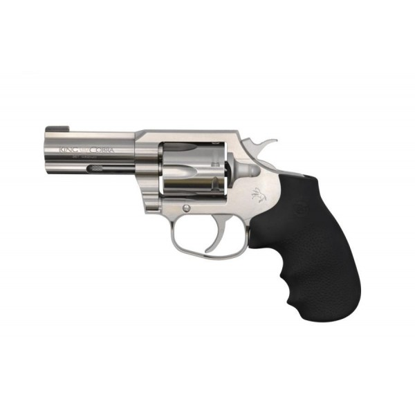 "Colt King Cobra 357 Magnum 3"" Stainless Steel Revolver KCOBRA-SB3BB"