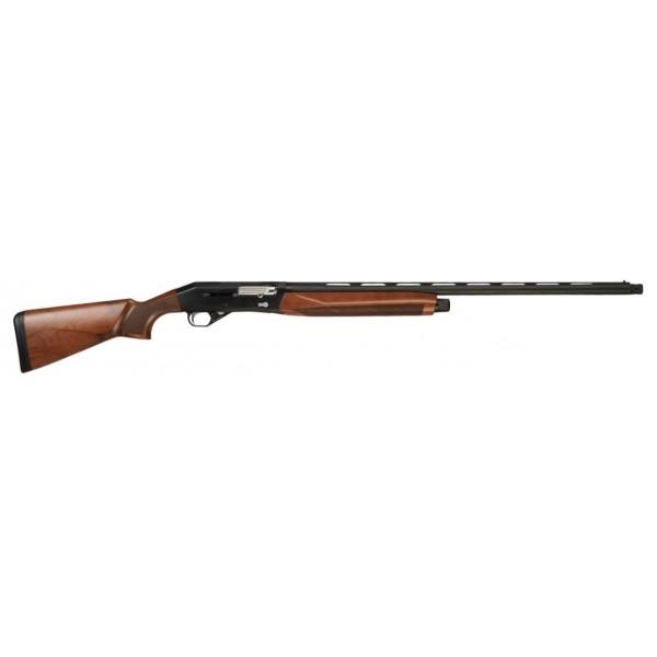 """CZ 1012 12 Gauge 28"""" Shotgun With Turkish Walnut Stock 06350 (Black Receiver)"""