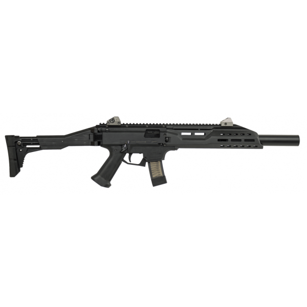 "CZ EVO 3 S1 9mm Carbine With 16.2"" Barrel & Faux Suppressor 08507"
