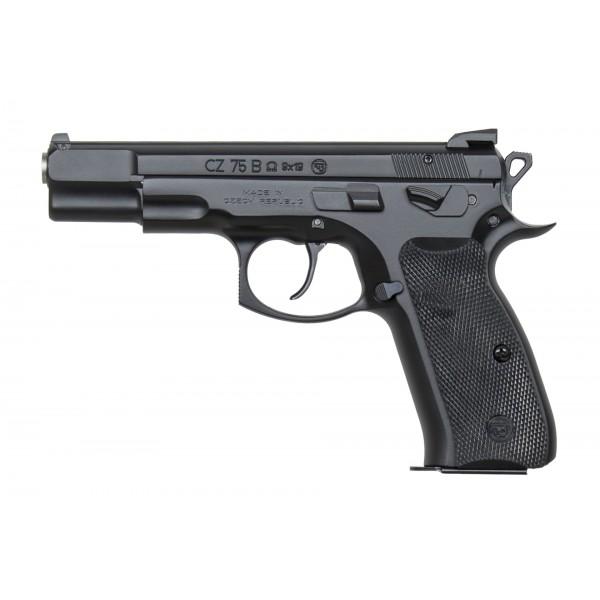 CZ 75B Omega 9mm Pistol 91136