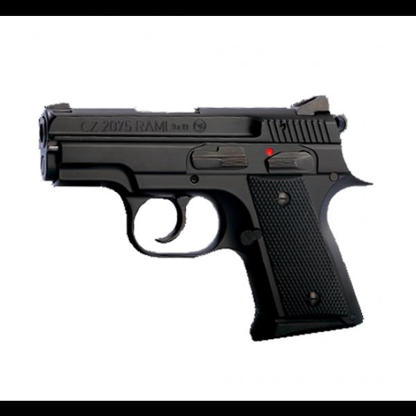 CZ RAMI 9mm Pistol With 2 Magazines 91750