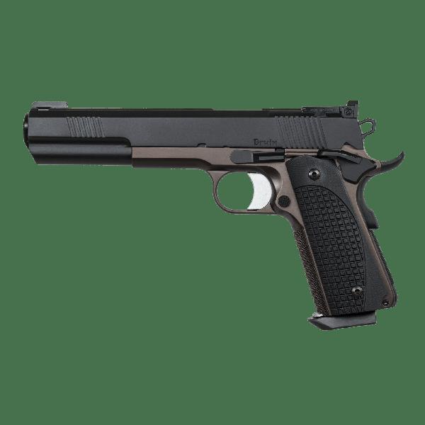 Dan Wesson 01881 Bruin 10mm Pistol With Bronze Frame & Adj Night Sights