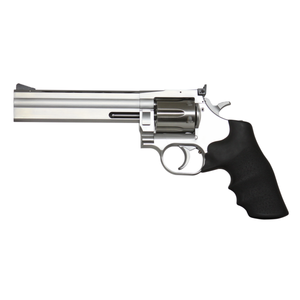 """Dan Wesson 715 357 Magnum Stainless Steel 6"""" Revolver 01932"""