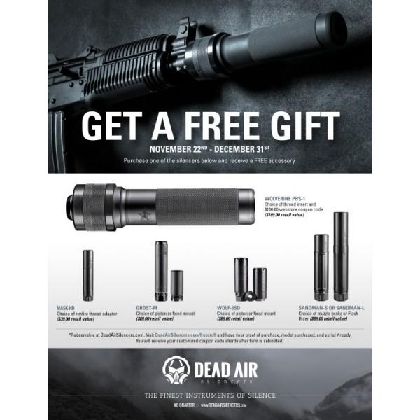Dead Air Free Gift