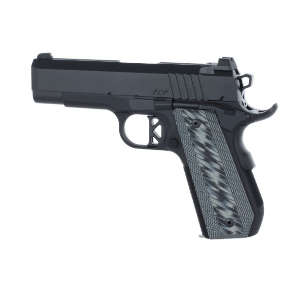 """Dan Wesson ECP Enhanced Commander Pistol 45 ACP 4"""" Barrel 1883"""