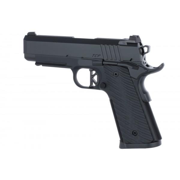 Dan Wesson TCP Tactical Commander Pistol 45 ACP W/ Tactical Rail 1846