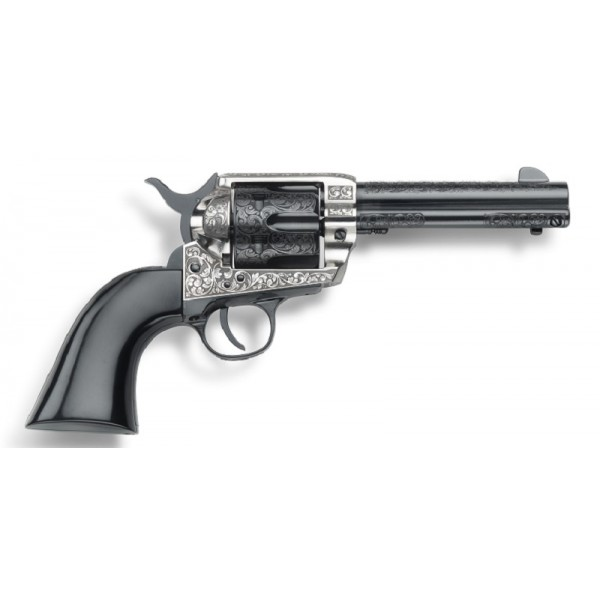 "EMF 1873 Great Western II Gamblers Royale 357 Magnum 4 3/4"" Revolver"