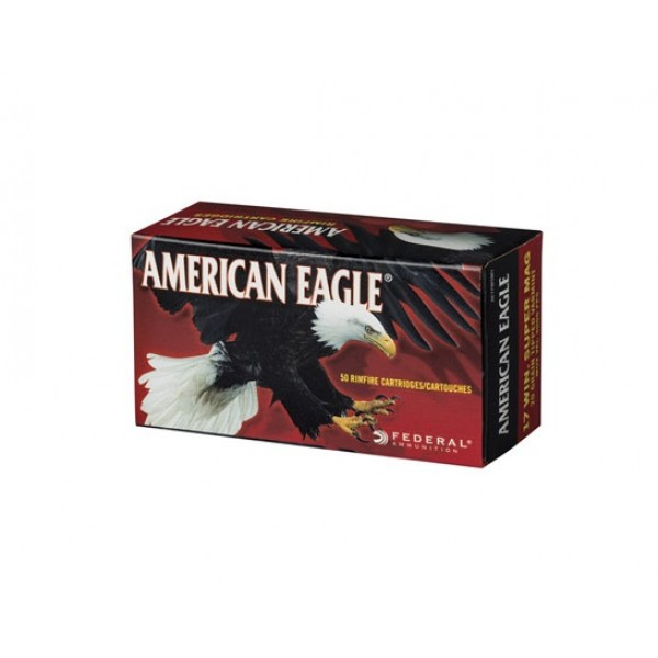 Federal American Eagle 17 WSM 20 Grain Varmint Ammunition AE17WSM1