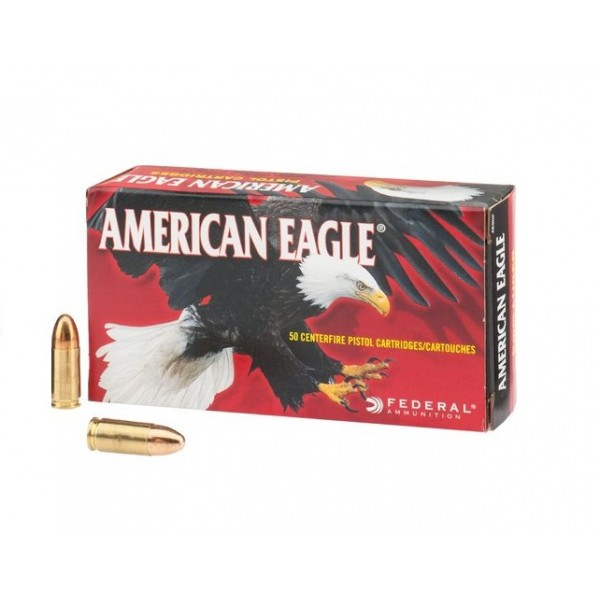 Federal AE40R1 American Eagle 40 Caliber 180 Grain FMJ Ammunition