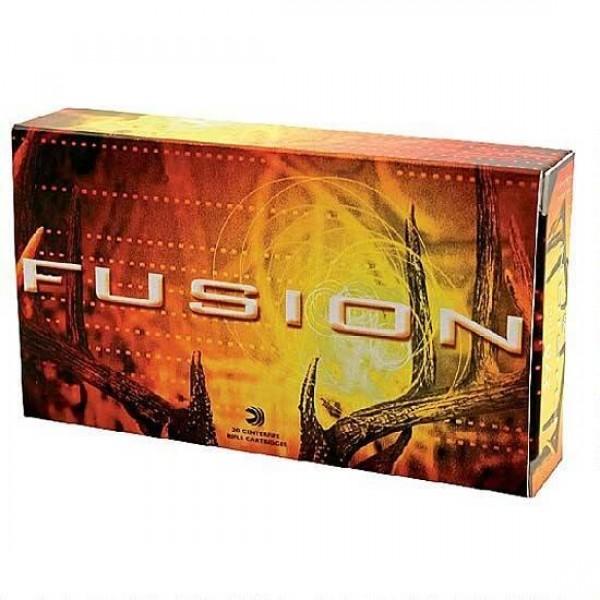 Federal Fusion 7mm-08 140 Grain Ammunition F708FS1