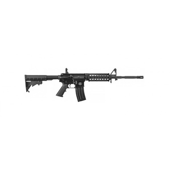 """FN FN15 Patrol 5.56 16"""" Carbine With Midwest Rail 36309"""