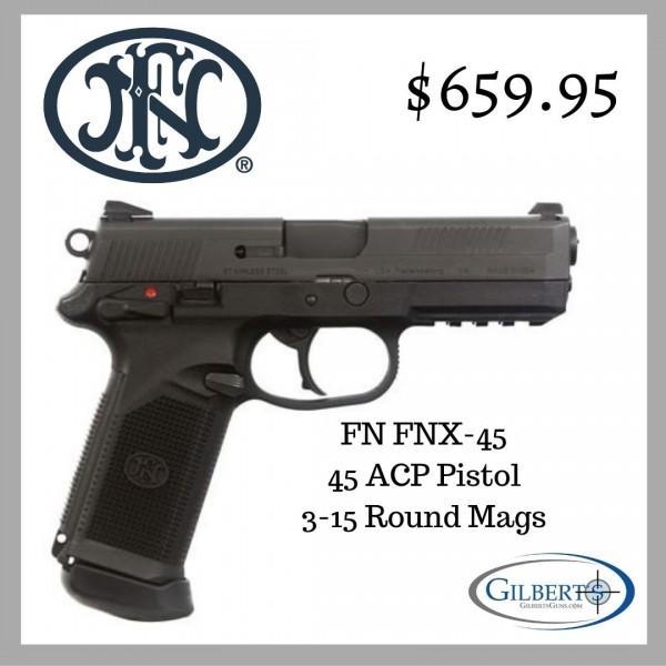 FN FNX-45 Pistol