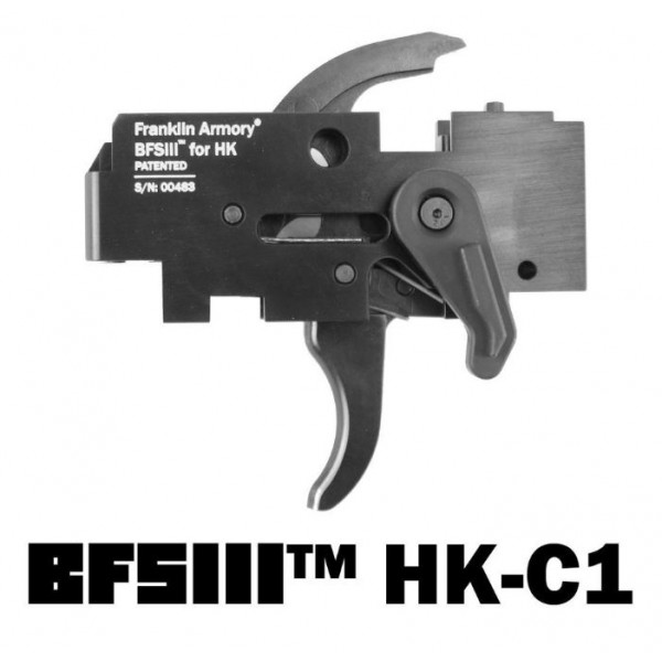 Franklin Armory BFSIII For HK MP5