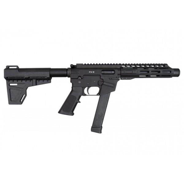 Freedom Ordnance FX-9 9mm Pistol W/ 33 Round Mag & Blade Stabilizer