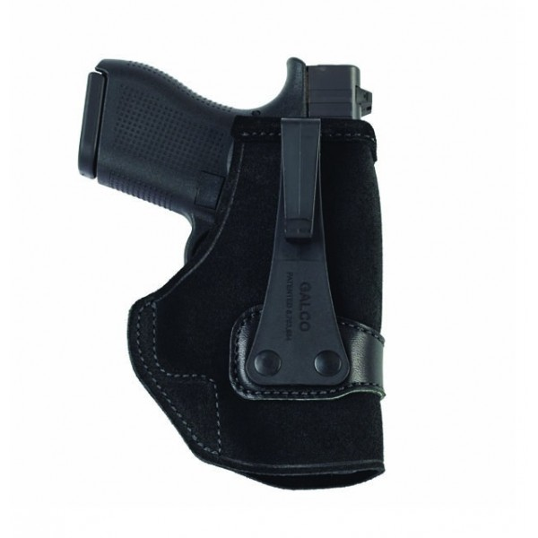 Galco TUC652B Tuck-N-Go Inside The Pant Holster For Smith & Wesson M&P Shield Pistols