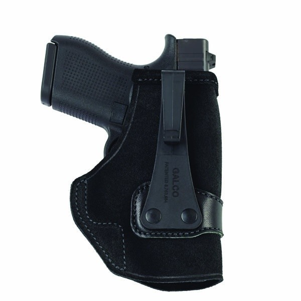 Galco Tuck N Go IWB Holster For Ruger LCP 380 Pistols RH BLACK TUC436B
