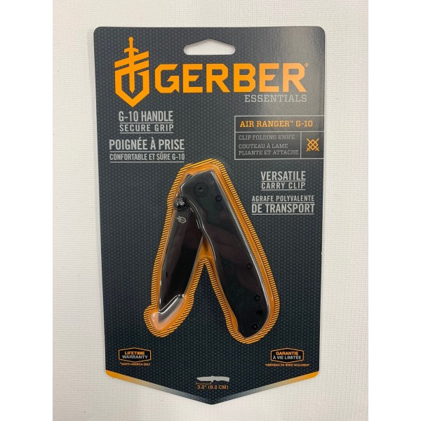Gerber Air Ranger G-10 Knife 31-002999