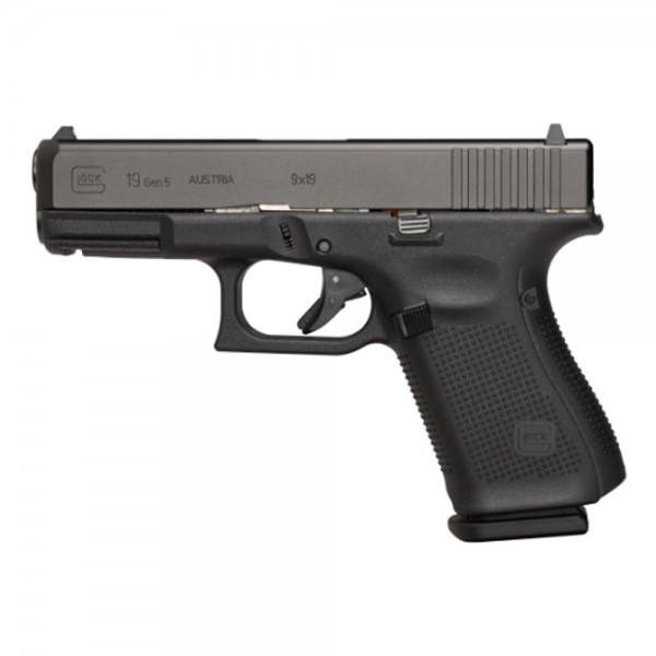 GLOCK 19 Gen 5 9mm Pistol